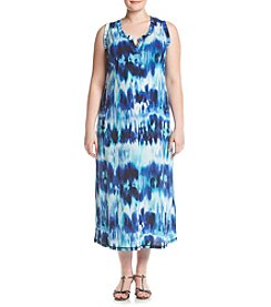 Studio Works® Plus Size Maxi Dress