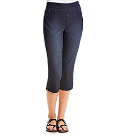 Gloria Vanderbilt® Avery Pull On Skimmer Pants