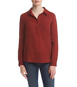 Hippie Laundry Pullover Utility Shirt