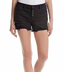 Hippie Laundry Fray Hem Shorts