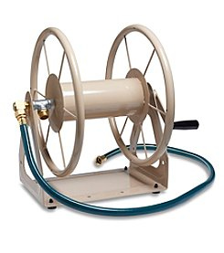 Liberty Garden™ Tan 3-in-1 Hose Reel