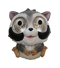 Smart Solar 2-Pack Raccoon Garden Pals