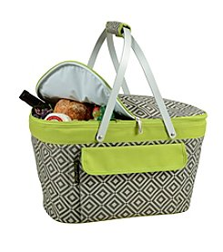 Picnic at Ascot Collapsible Insulated Basket