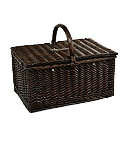 Picnic at Ascot Surrey Picnic Basket for 2 with Coffee Set