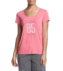 Tommy Hilfiger® Logo Pajama Top