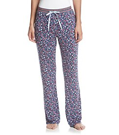 Tommy Hilfiger® Wildflower Pajama Pants