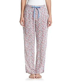 Tommy Hilfiger® Printed Woven Pajama Pants