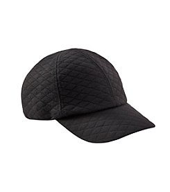 Nine West® Double Play Baseball Hat