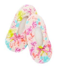 Fuzzy Babba® Splatter Slippers