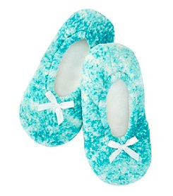 Fuzzy Babba® Solid Bleach Tip Slippers