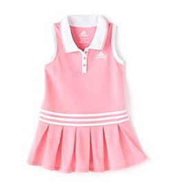 adidas® Baby Girls' Twirl Polo Dress