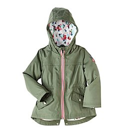 Carter's® Baby Girls' Olive Anorak Jacket