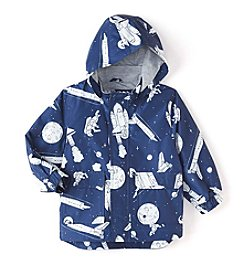 Carter's® Baby Boys Galaxy Printed Rain Slicker