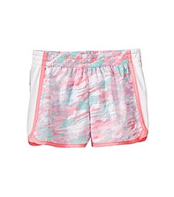 Exertek® Girls' 7-16 Printed Run Shorts