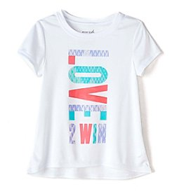Exertek® Girls' 2T-16 Graphic Short Sleeve Tee