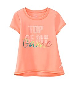 Exertek® Girls' 4-16 Graphic Short Sleeve Tee