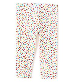 Mix & Match Girls' 2T-6X Printed Capri Leggings
