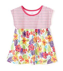 Mix & Match Girls' 2T-6X Baby Doll Tee