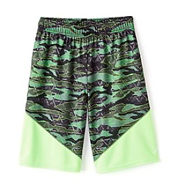 Exertek® Boys' 8-20 Camo Printed Shorts