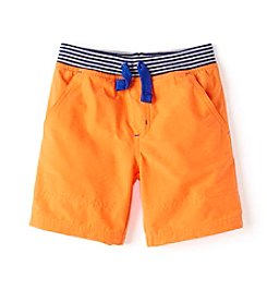 Mix & Match Boys' 4-8 Knit Wasit Band Shorts