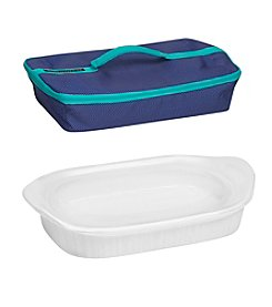 CorningWare® 3-Quart Portable Set