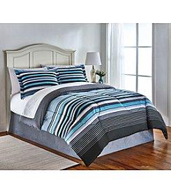 LivingQuarters Jack 4-pc. Comforter Set