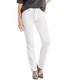 Levi's® Slimming Straight Leg Jeans