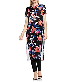 Vince Camuto® Floral Rendezvous Long Tunic