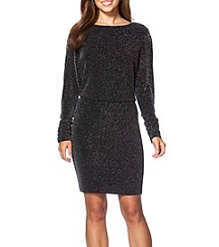 Chaps® Sparkle Knit Dress