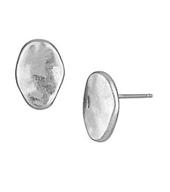 The Sak® Metal Pebble Stud Earrings