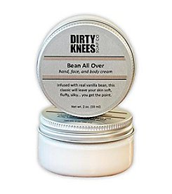 Dirty Knees Soap Co. Bean All Over Hand, Face And Body Cream