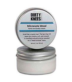 Dirty Knees Soap Co. Minnesota Wood Body Cream