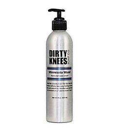 Dirty Knees Soap Co. Minnesota Wood Hand And Body Lotion