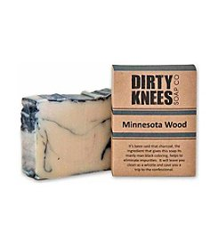 Dirty Knees Soap Co. Minnesota Wood Soap