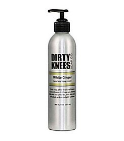 Dirty Knees Soap Co. White Ginger Lotion