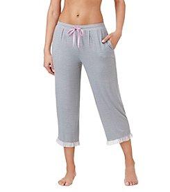 Layla® Pajama Capri Pants