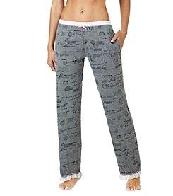 Layla® Print Pajama Pants