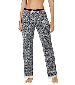Layla® Heart Pajama Pants
