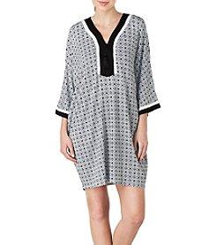 Ellen Tracy® Caftan Sleepshirt