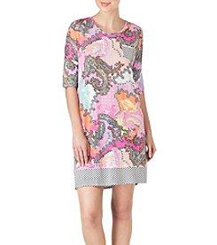 Ellen Tracy® Paisley Sleepshirt
