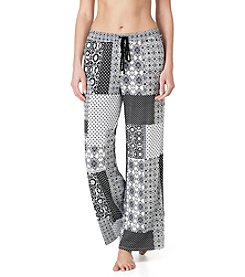 Ellen Tracy® Patchwork Pajama Pants