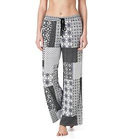 Ellen Tracy® Patchwork Pajama Pants