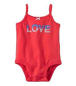 Carter's® Baby Girls' Love Bodysuit