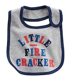 Carter's® Baby Boys' Fire Cracker Bib