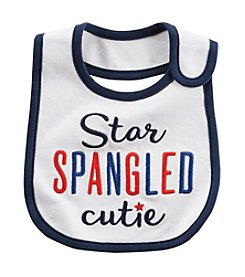Carter's® Baby Girls' Star Spangled Bib