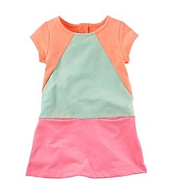 Carter's® Girls' 2T-8 Multi Terry Dress