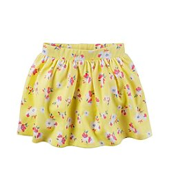 Carter's® Girls' 2T-6X Floral Skort
