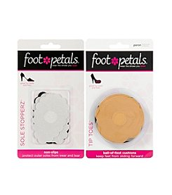 Foot Petals Tip Toes And Sole Stopperz Combo