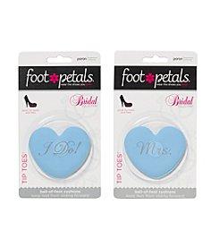 Foot Petals® Blister Tip Toes