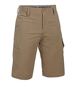 Under Armour® Boys' 8-16 Match Play Golf Shorts